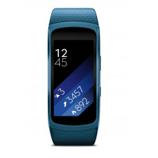 Спортивные часы Samsung Gear Fit 2 SM-R3600ZBASEK Blue
